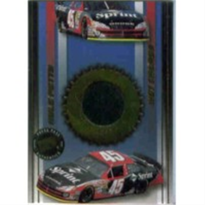 2002 Press Pass Kyle Petty HT