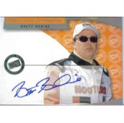 2003 Press Pass Brett Bodine