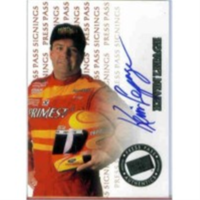 1999 Press Pass Kevin Lepage
